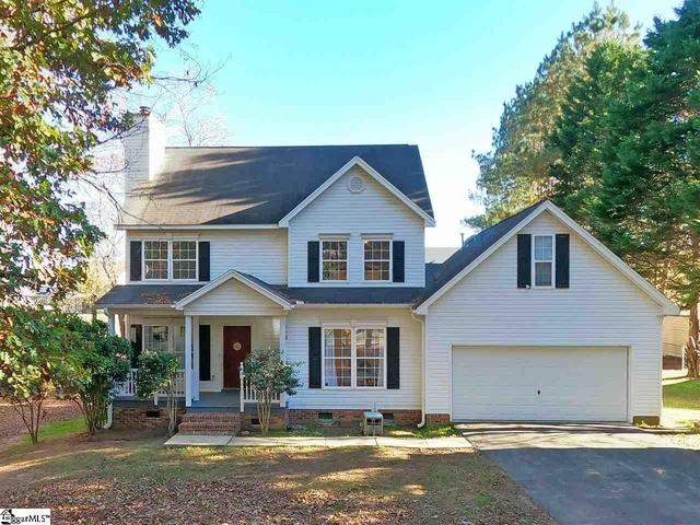 Greater Greenville SC Area Real Estate - Fountain Inn SC -  4 Bedroom Home  for sale  in Idlewood subdivision  www.therealestateshoppeonline.com